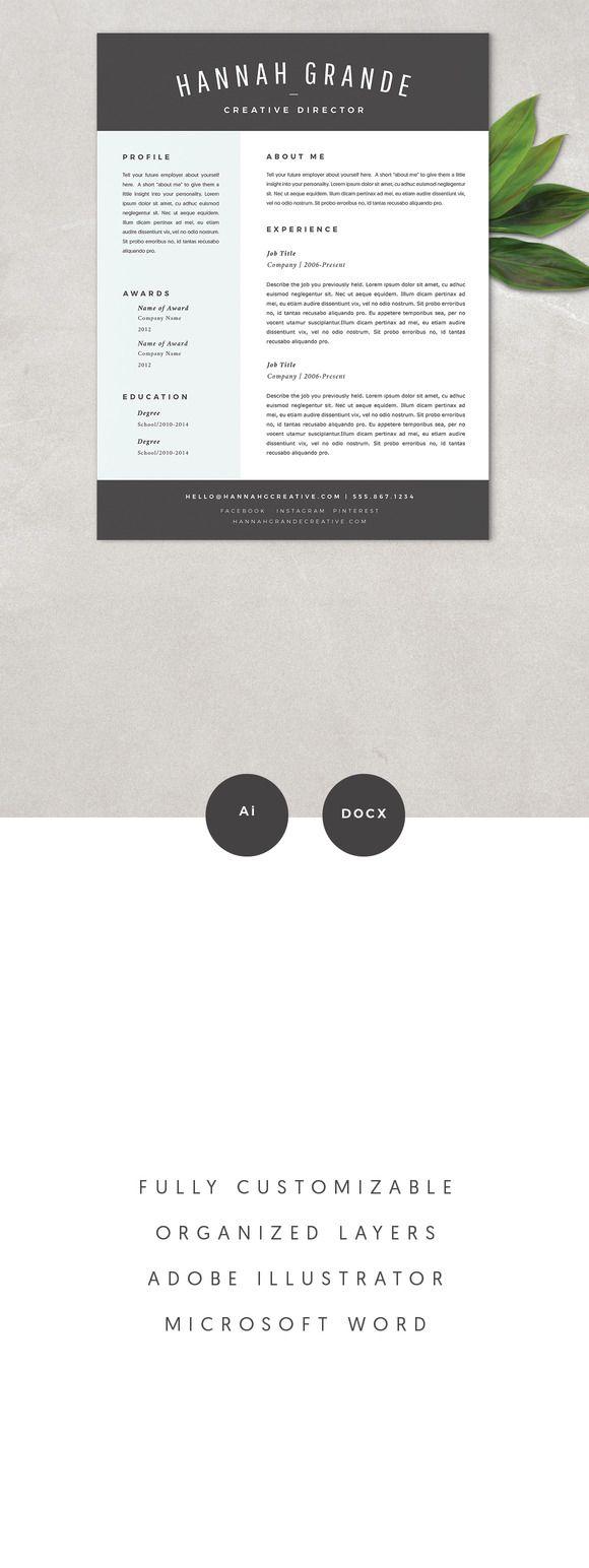 Resume Fonts | Cover Letter