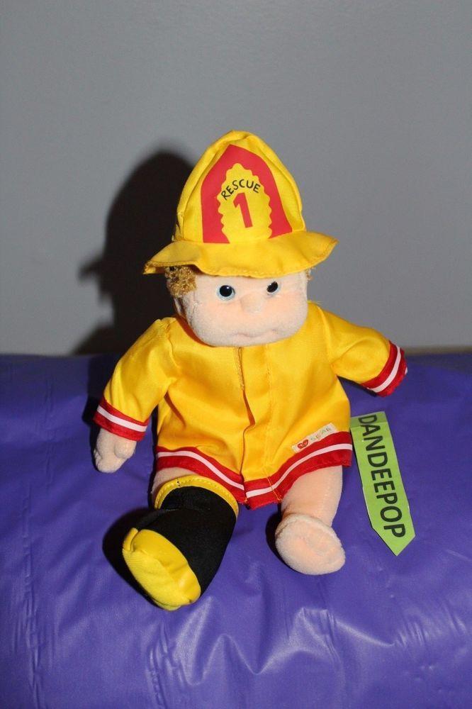 56a820fcc73 Ty Beanie Kids Fireman Firefighter Outfit Boomer 1999 Stuffed Toy Doll  Ty   beaniekids  beaniebaby  doll  firefighter  fireman  boomer  toy  dandeepop  Find ...