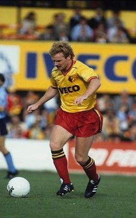 Les Taylor Watford 1983