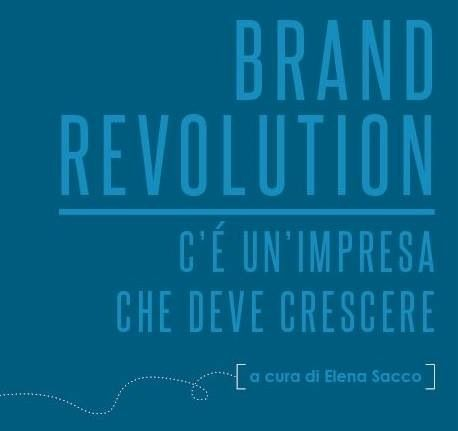 Elena Sacco will launch her eBook 'Brand Revolution' on Monday 20th of October in Via Sciesa 4 at 18:30! There will be an aperitivo afterwards!