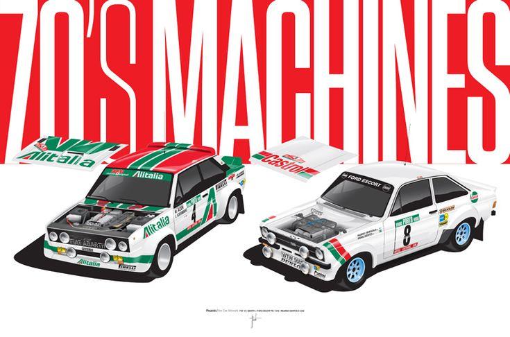 70's Machines >  BUY