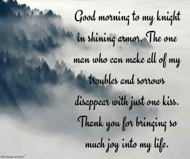 Sweet Good Morning Messages For Him Best Collection Good