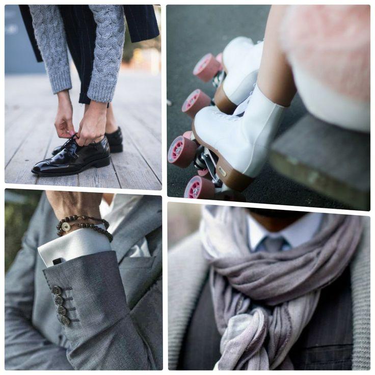 Grey In Fashion