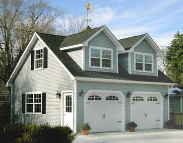 | Custom Detached Garage Design Ideas, Pictures, Remodel, and Decor