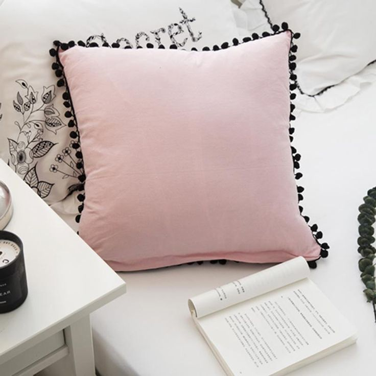 Pink Maci Cushion - Pin for Inspo!