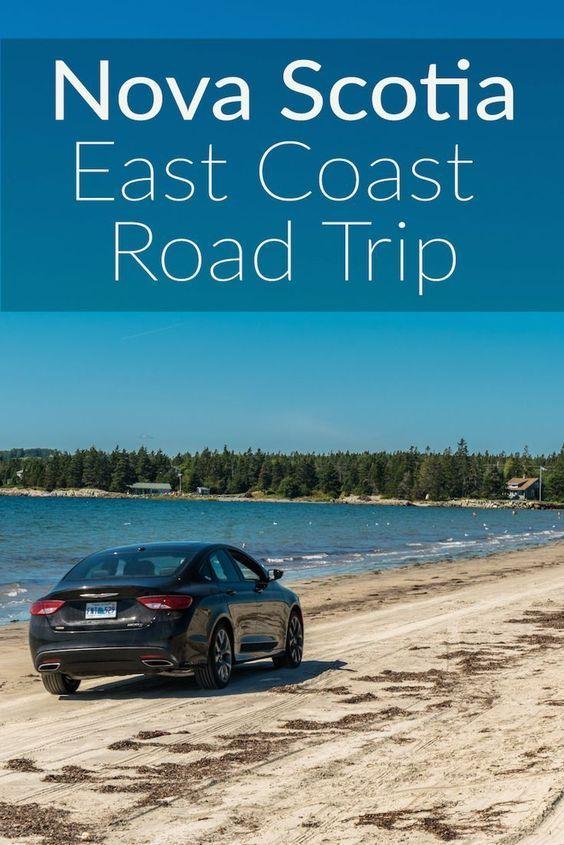 East Coast Road Trip, Nova Scotia Canada::