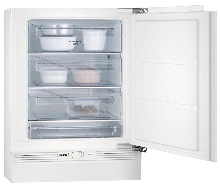 Einbau-Gefrierschrank AEG Arctis GS58200F0, weiß in Haushaltsgeräte, Gefriergeräte & Kühlschränke, Gefriergeräte   eBay