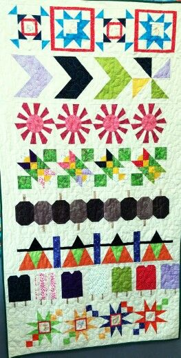 First Quilt Brought In To Cotton Patch Shop On July 19 Before Noon Northeastern
