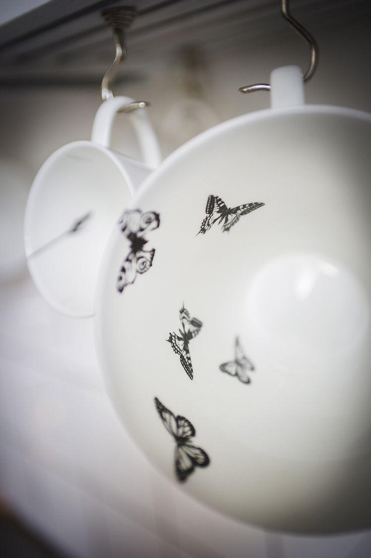 Fjärilar i magen efter te drickning ? :)