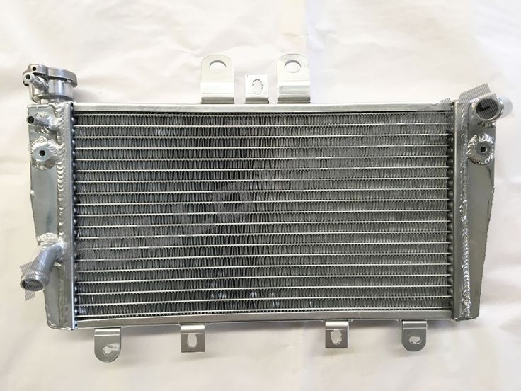 FOR Triumph 1050 Speed Triple ALUMINUM  RADIATOR  2005-2010 06 07 08