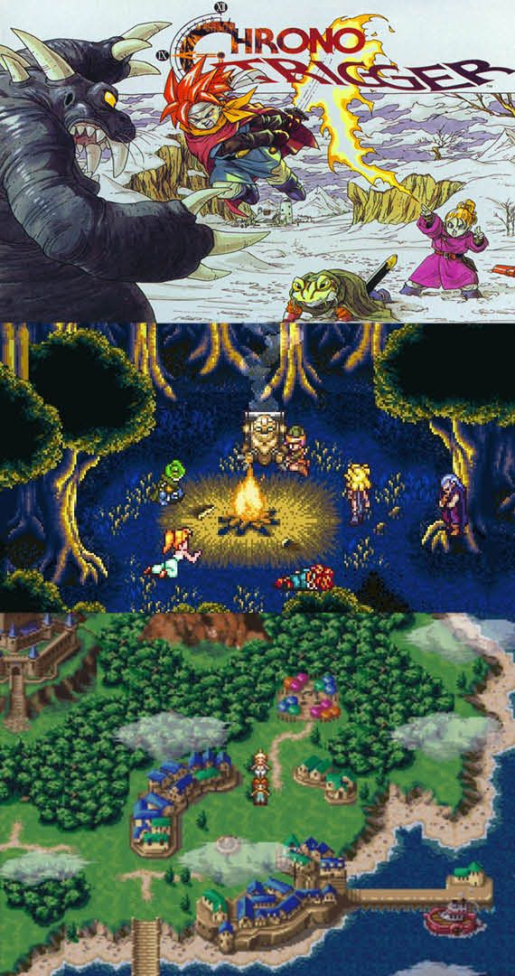 #RetroGamer #ChronoTrigger is gamers #BackToTheFuture! Long Live this Classic #RPG!  http://www.levelgamingground.com/chrono-trigger-review.html