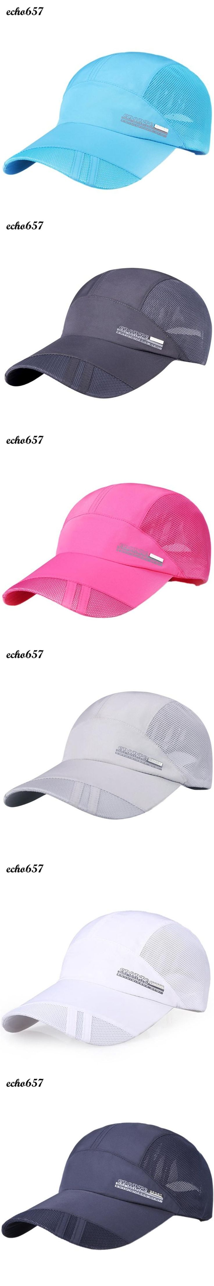 Hot Sale Fashion Sun Hats Echo657 New Designer Fashion Adult Mesh Hat Quick-Dry Collapsible Sun Hat Jan 4