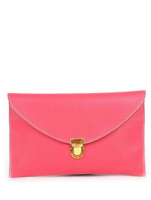 Graceful western solid vintage women clutches YR-LC74022