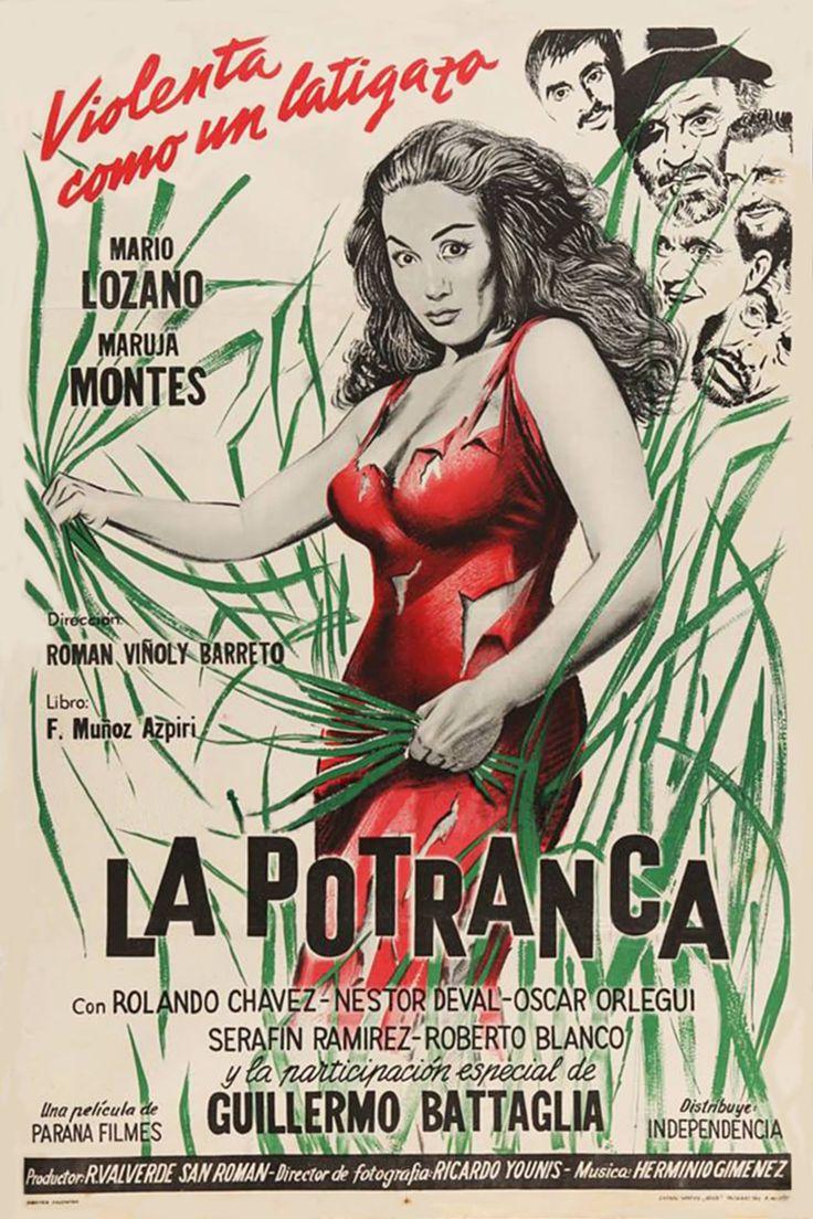 1960 - LA POTRANCA - Román Viñoly Barreto