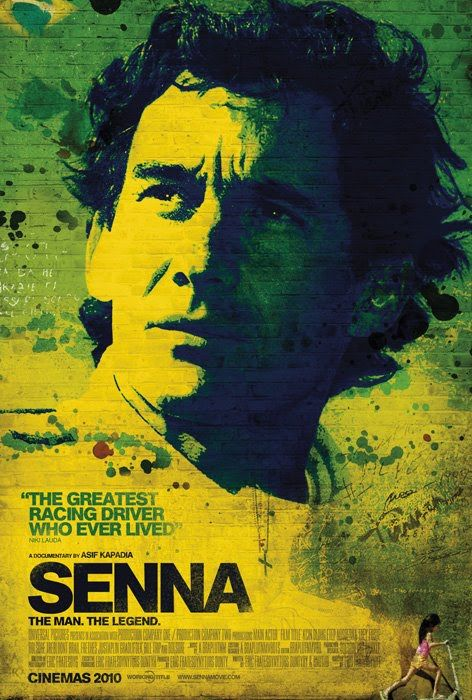 Senna (2010) | A documentary film following the monumental life and tragedy of the Brazilian racing driver Ayrton Senna. Spanning the decade from his arrival into Formula One in the mid 80's, the film follows Senna's struggles both on track against his nemesis, French World Champion Alain Prost, and off it, against the politics which infest the sport. Sublime, spiritual yet, on occasion, ruthless - Senna conquers and transcends Formula One to become a global superstar.