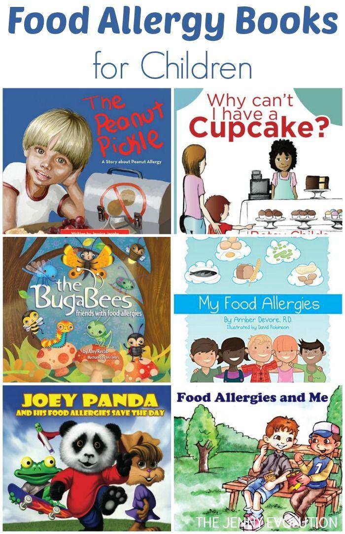 Food Allergy Books for ChildrenMommy Evolution
