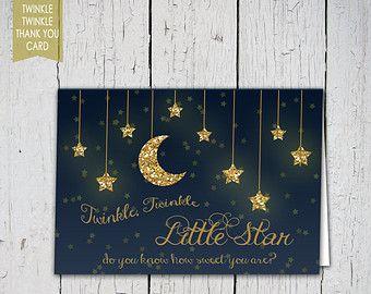 Twinkle Twinkle Little Star Party Banner by PocketFullofPixels