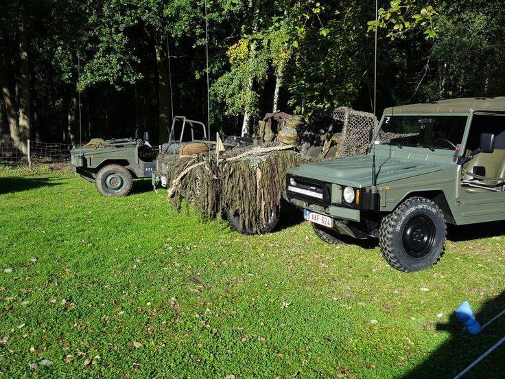 VolkswagenIltis Military vehicles