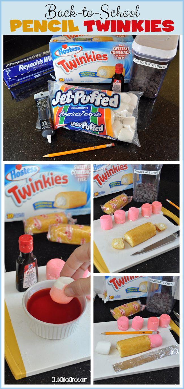 Oltre 1000 idee su Dolci Twinkie su Pinterest | Twinkie Ricetta ...