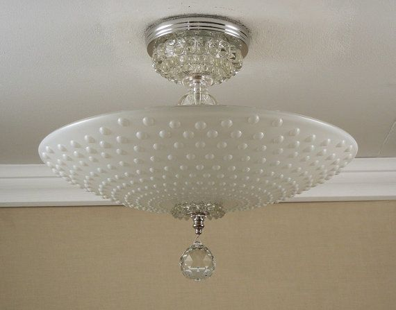 11 Best 1940 S Lighting Images On Pinterest Vintage Lighting Ceiling Lamps And Ceiling Lights