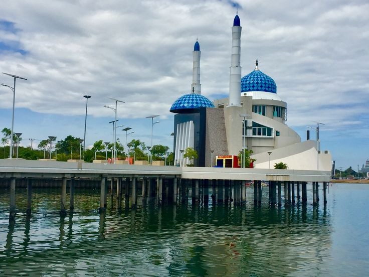 Floating Mosque Makassar