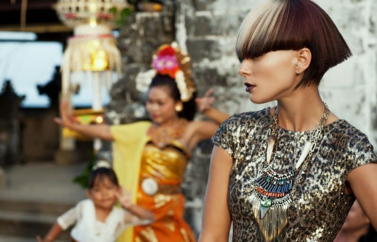 Fashionista Smile: Intercoiffure Mondial: Diversity Inspired Hair Fashion - 2014