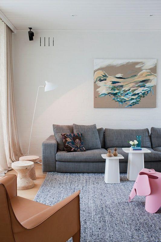 Australian Home with Pastel Touch ♥ Австралийски дом с пастелни детайли | 79 Ideas - interior designer Hecker Guthrie