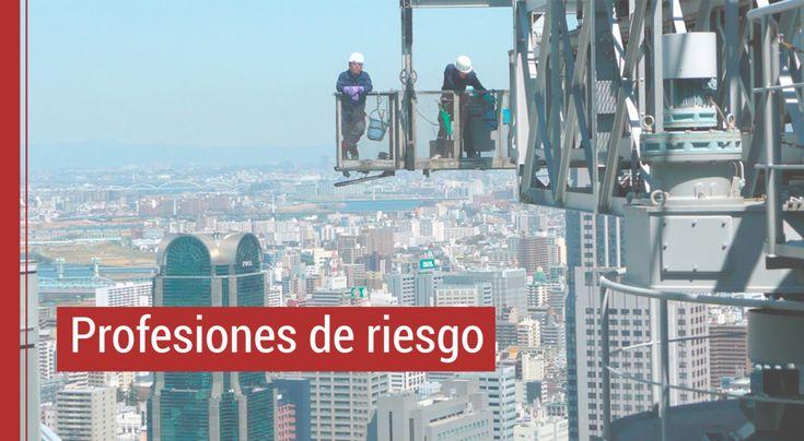 Las profesiones que representan mayor riesgo para los trabajadores las encontramos en el Anexo I del RD 39/1997. ¡Conoce con más detalle!