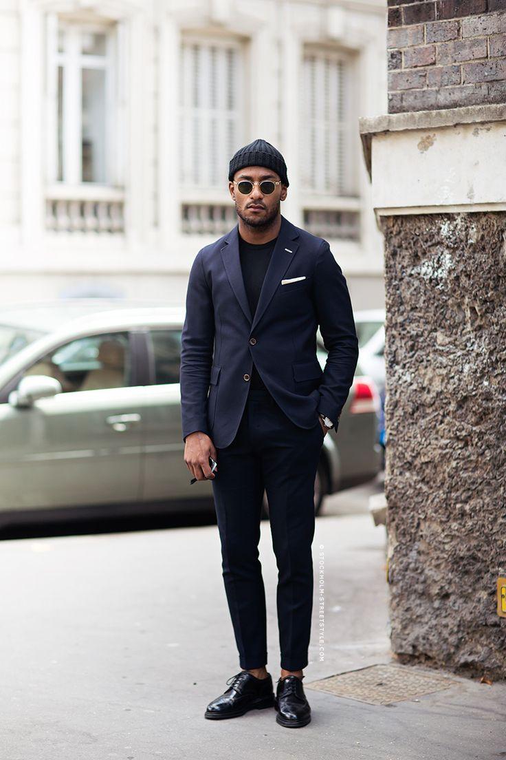 The Sharp Gentleman — the-streetstyle: Swenn via carolinesmode