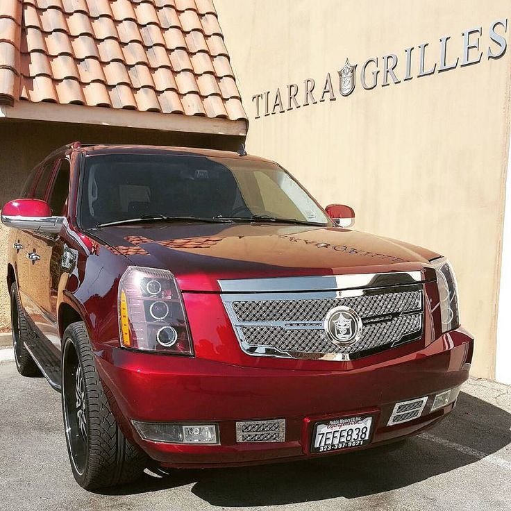 17 Best Images About Cadillac Escalade ESV On Pinterest