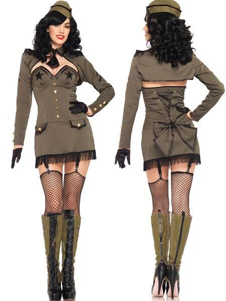 Игровой костюм военной медсестры