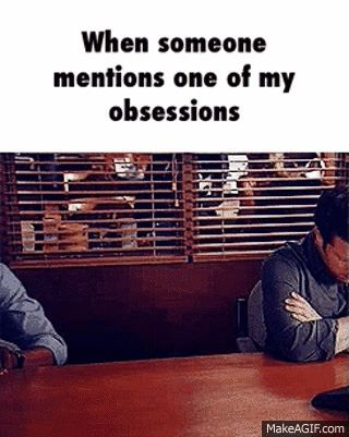 MY reaction... When I hear someone mention Buffy The Vampire Slayer within a 1 mile radius. ;-) #BtVS