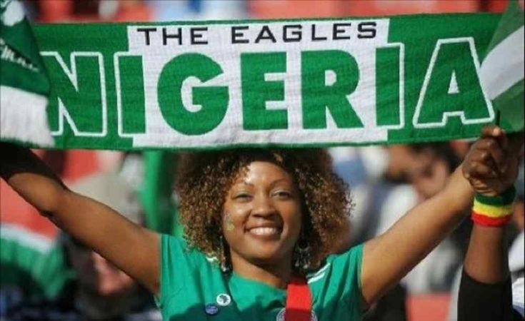 CHAN 2018: Super Eagles Beat Angola to Semifinal Ticket. Read more. Visit Nigeria Rendezvous on - http://nigeriarendezvous.com/chan-2018-super-eagles-beat-angola-to-semifinal-ticket/ - http://nigeriarendezvous.com/wp-content/uploads/2017/12/Super-Eagles-of-Nigeria-Super-Eagles-Nigeria.jpg - The forward weaved his way past two Palancas Negras defenders before firing home a left-footed shot into the back of the net from the edge of the area to send the Super Eagles fans into de