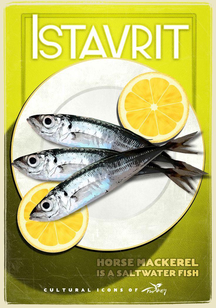 Fresh mackerel is a favourite for dinner.