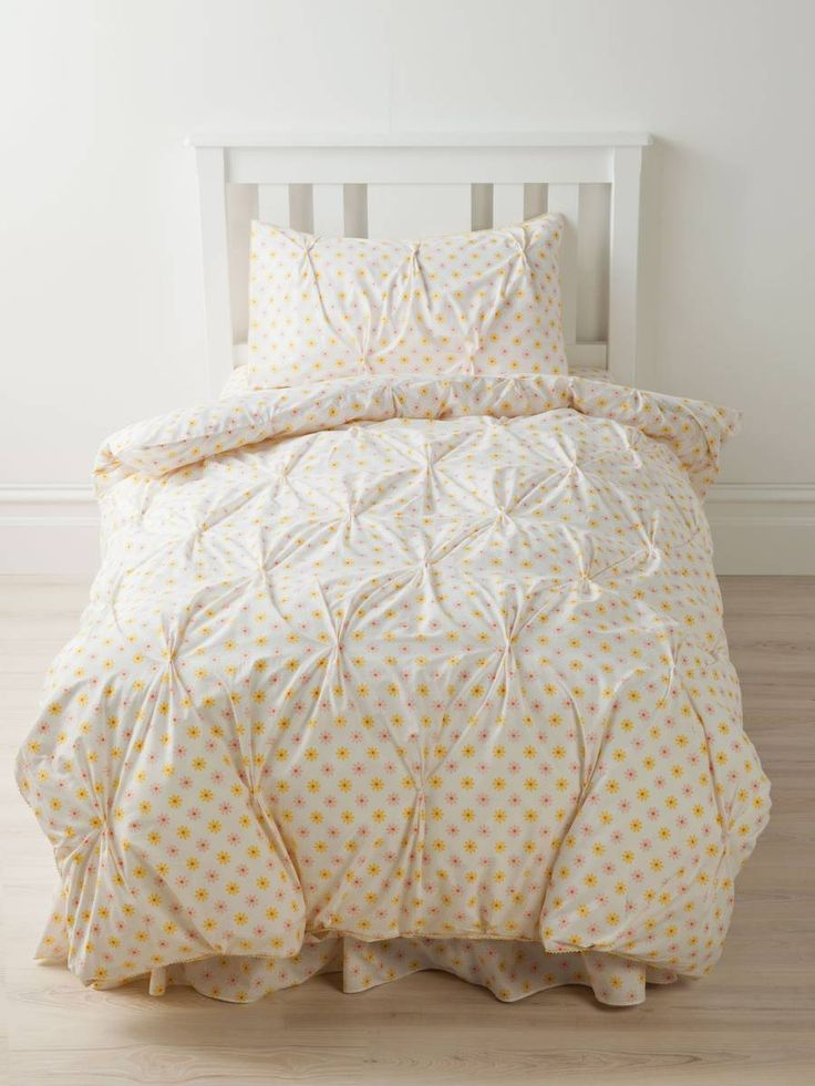 Linen House Sandy Quilt Cover set, available at Forty Winks