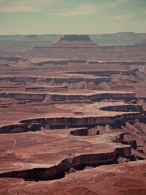 Canyonlands - Utah by il lele, via Flickr