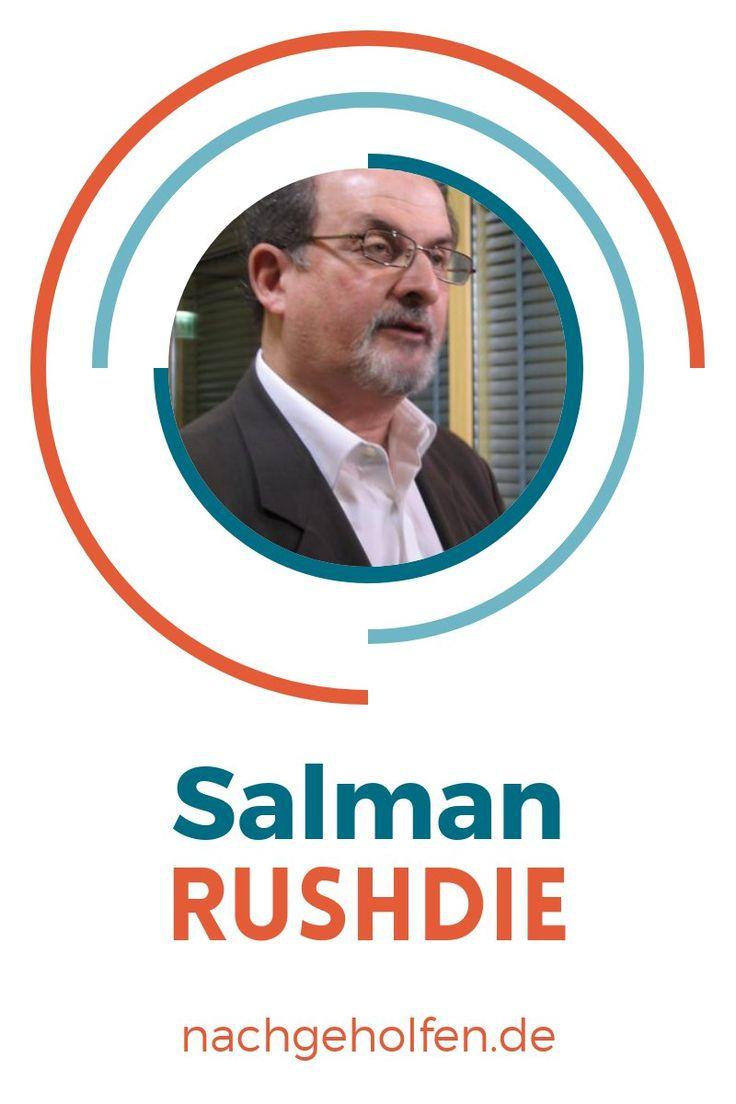 Englisch-Unterricht, Schule, lernen, bessere Noten, Nachhilfe, Lektüre, Autoren, Salman Rushdie