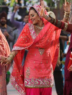 Punjabi suit designs: