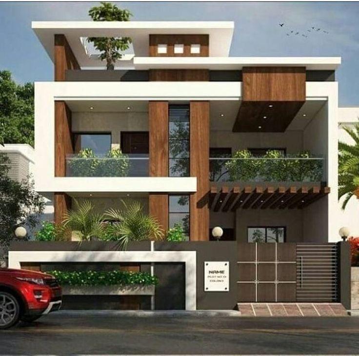 Top Future House Designs House Designs Exterior Facade House Modern Exterior House Designs