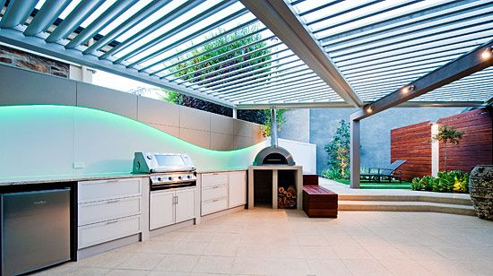 australian outdoor kitchens - Google Search