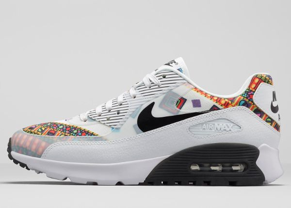 Nike Merlin Air Max 90 Ultra x Liberty Of London (2015
