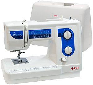 Maszyny do szycia - ELNA 320 eXplore