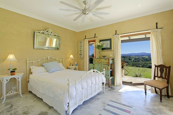Look at the view from the bedroom of this stunning Bangalow property!    http://www.homeaway.com.au/holiday-rental/p3570769
