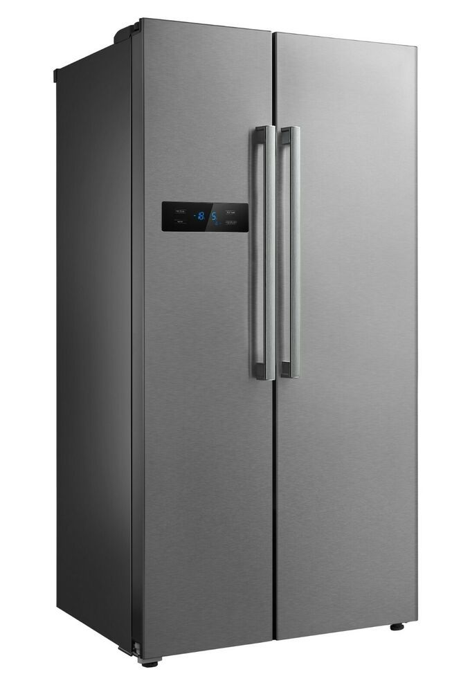 Gefrierschränke Side By Side Kühlschrank / Gefrierschrank Kombination 510  Liter   No Frost   A++