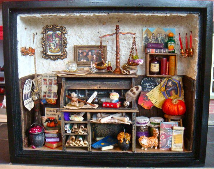 weasley house - Google Search