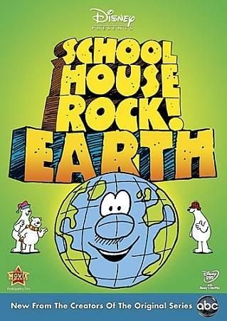 The classic SCHOOLHOUSE ROCK! characters Interplanet Janet and Mr. Morton are back in this all-new edition featuring 13 songs about protecting the Earth. From recycling to using solar power, the hilar