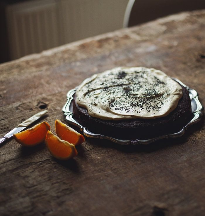 Nigel Slater's moist chocolate beetroot cake | by Suvi sur le vif