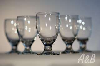 11oz Water Goblets - cost effective and can be used for serving wine