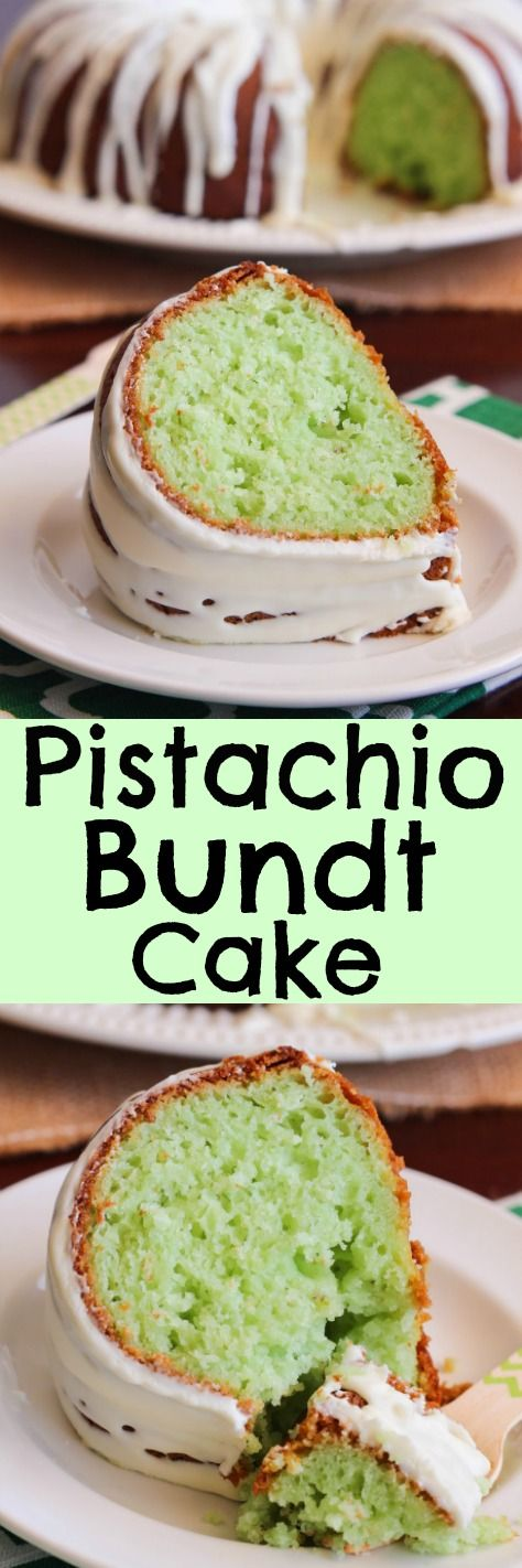 I usually only make this cake for St. Patrick's Day (hence the name), but I was craving it, so I had to make it now, but hey, now you h...
