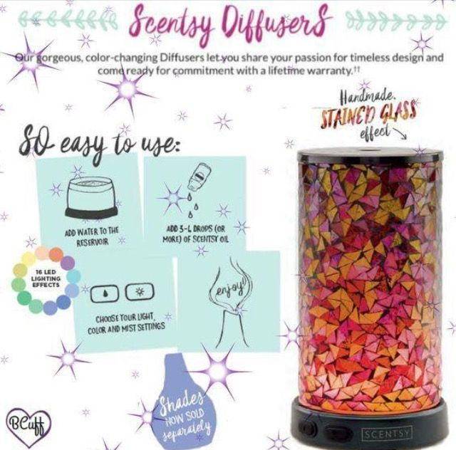 If you have considered a Scentsy Diffuser (trust me they are BEAUTIFUL) this month only when you decide to finally purchase a Scentsy Diffuser you can pay $19 more and own your own income producing Scentsy Business!!!!  Let me know how I can help you. https://kellypowell.scentsy.us/join